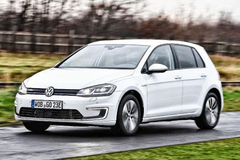 VW e-Golf (2020): VW behält den e-Golf im Programm
