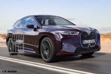 BMW iNext (2021): Reichweite, Elektro-SUV, Infotainment