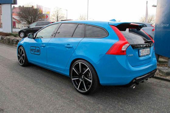 Getunter 400-PS-Volvo zum Irrsinns-Preis