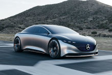 Mercedes EQS (2022): AMG, Performance, PS, Marktstart