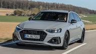 Audi RS 4 Avant Facelift (2020): Fahrbericht