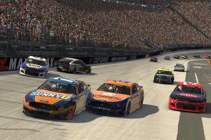 NASCAR Euro: Virtuelles Racing