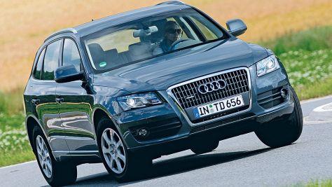 Audi Q5 (8R): Kaufberatung
