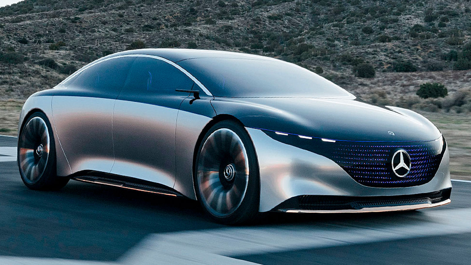 Mercedes EQS (2022): AMG - Performance - Elektro ...