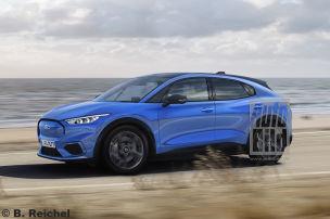 Ford plant neues E-Auto auf VW-Basis