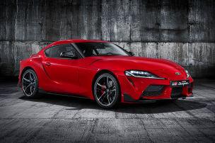 Toyota Supra ohne Anzahlung leasen