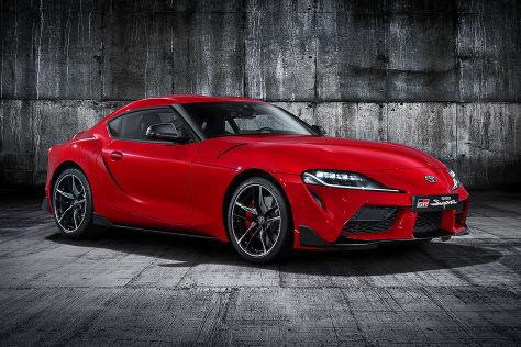 Leasing-Angebot: Toyota Supra ohne Anzahlung - autobild.de