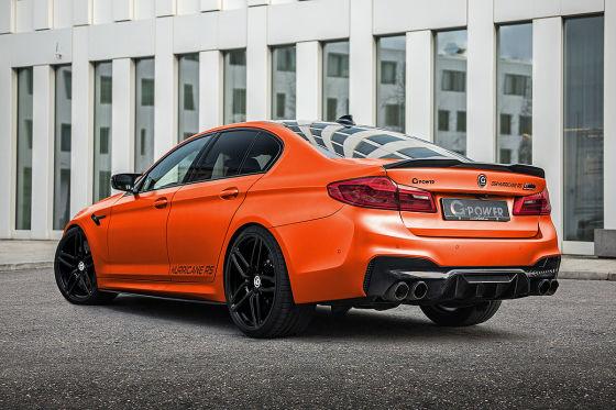 BMW M5 mit 840 PS