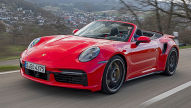 Porsche 911 Turbo S Cabriolet (2020): Fahrbericht