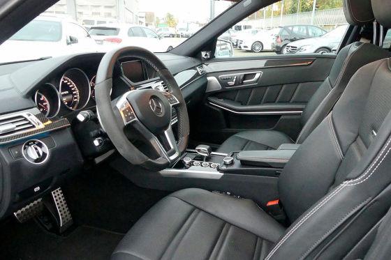 E 63 S AMG mit 100.000 Euro Wertverlust