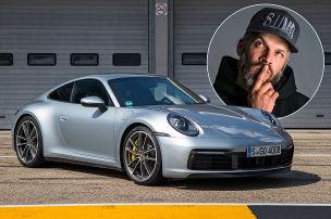 Das h�lt Sidney vom Porsche 992