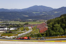 Formel 1 entwirft Notfall-Kalender