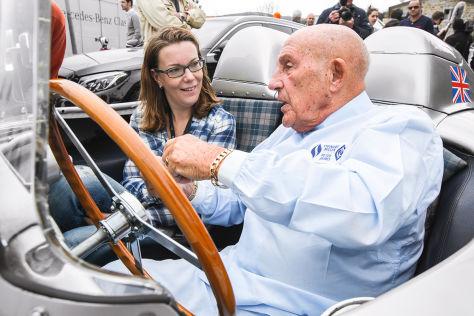 Formel 1: Nachruf auf Stirling Moss