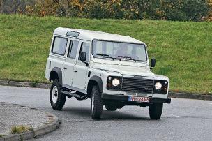 Land Rover Defender Td5: Gebrauchtwagen