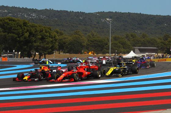 Frankreich-GP vor Absage