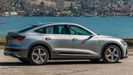 Audi e-tron Sportback 55 quattro: Test
