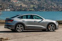 Audi e-tron Sportback 55 quattro: Test, Motor, Preis