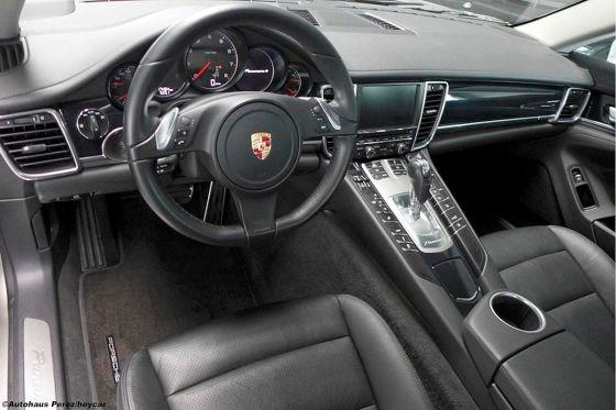 Porsche Panamera zum Passat-Preis