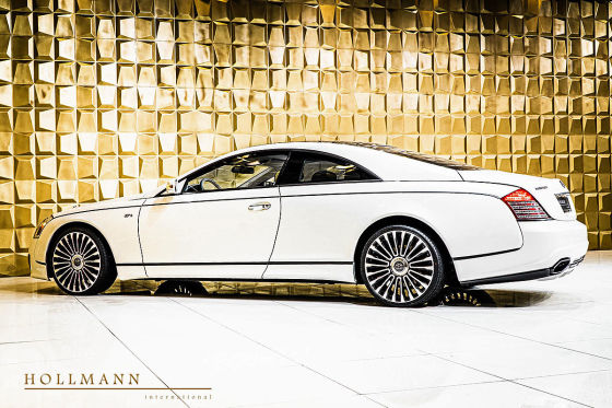 Seltenes Maybach-Coupé für 650.000 Euro