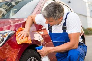 Darf ich mein Auto zu Hause waschen?