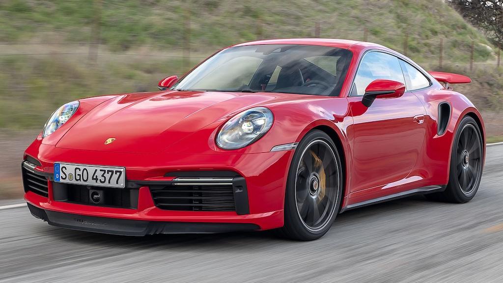 So fährt der neue 911 Turbo S