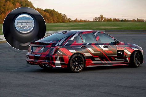 Cadillac CT5-V Blackwing Montage