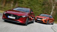 Kia Ceed, Mazda3: Test, Motor, Preis