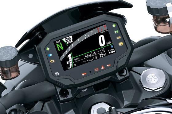 Kawasaki Z H2: Kurzvorstellung