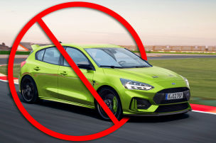 Ford cancelt wohl den Focus RS!