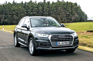 Audi Q5: Dauertest