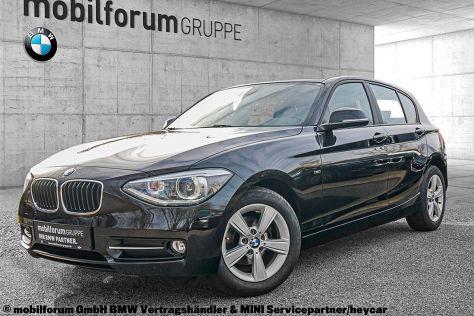 Gebrauchter BMW 1er: Gepflegter Diesel für 10.000 Euro ...