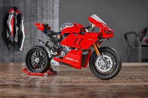 Ducati Panigale von Lego Technic