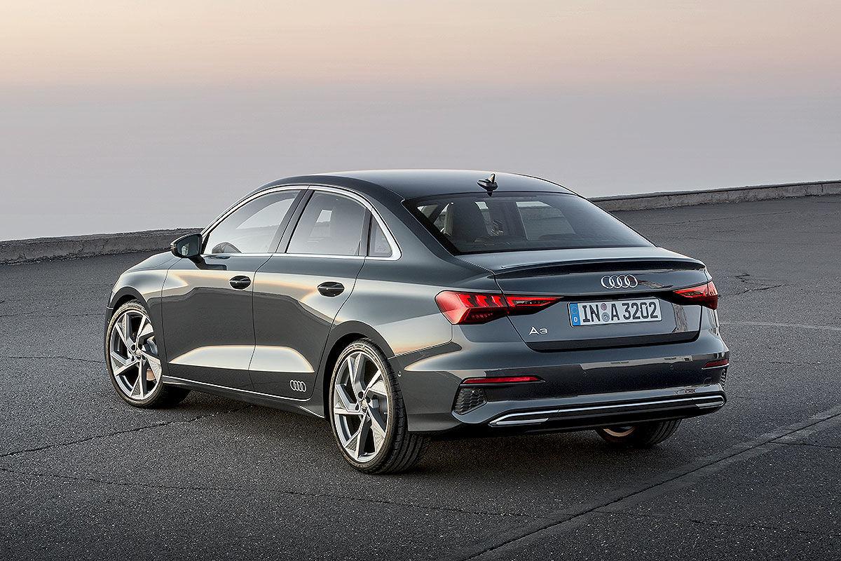 Audi A3 Limousine (2020): Bilder - Bilder - autobild.de