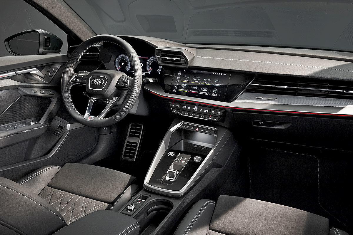 Audi A3 Limousine (2020): Bilder