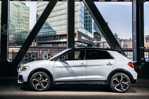 Audi A1 Citycarver: Mini-SUV im Test