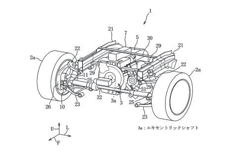 Mazda Wankel-Hybrid-Konzept (2020): Superkondensator