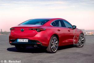 Reihensechser f�r den Mazda6