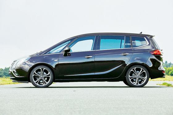 Opel Zafira (C): Gebrauchtwagen-Kaufberatung