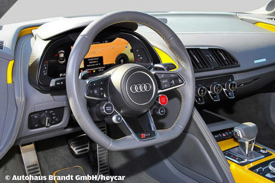 Audi R8 mit 130.000 Euro Wertverlust