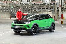 Opel Mokka (2021): neu, Elektro, Motoren, Preis, Marktstart