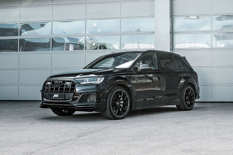 Audi SQ7 Tuning: Abt Power-Plus