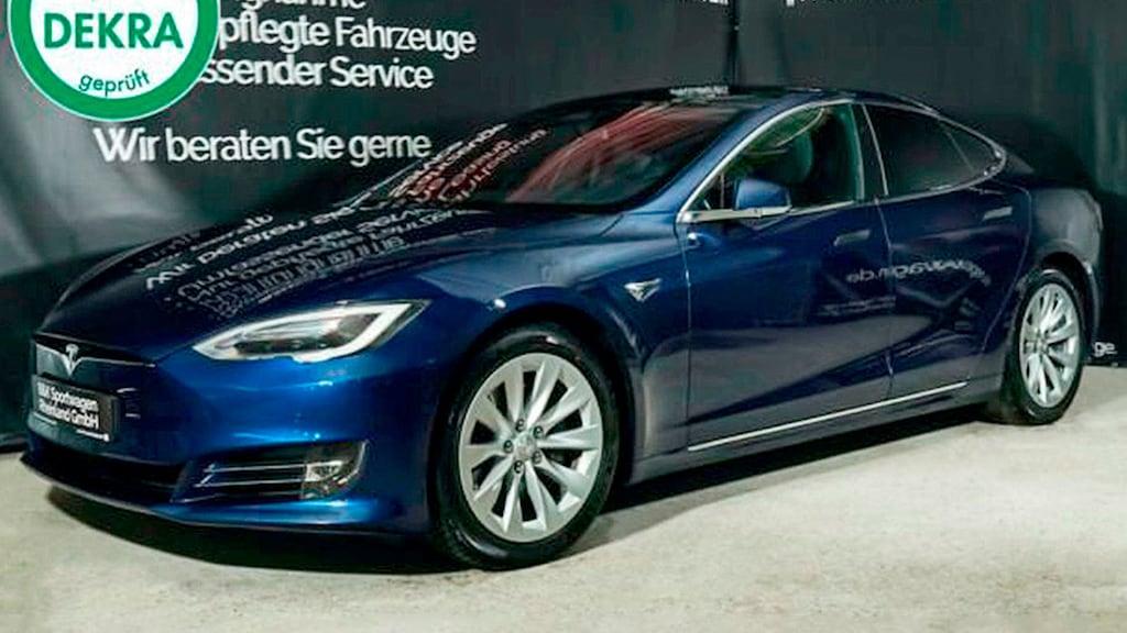 315 PS-Tesla zu verkaufen!