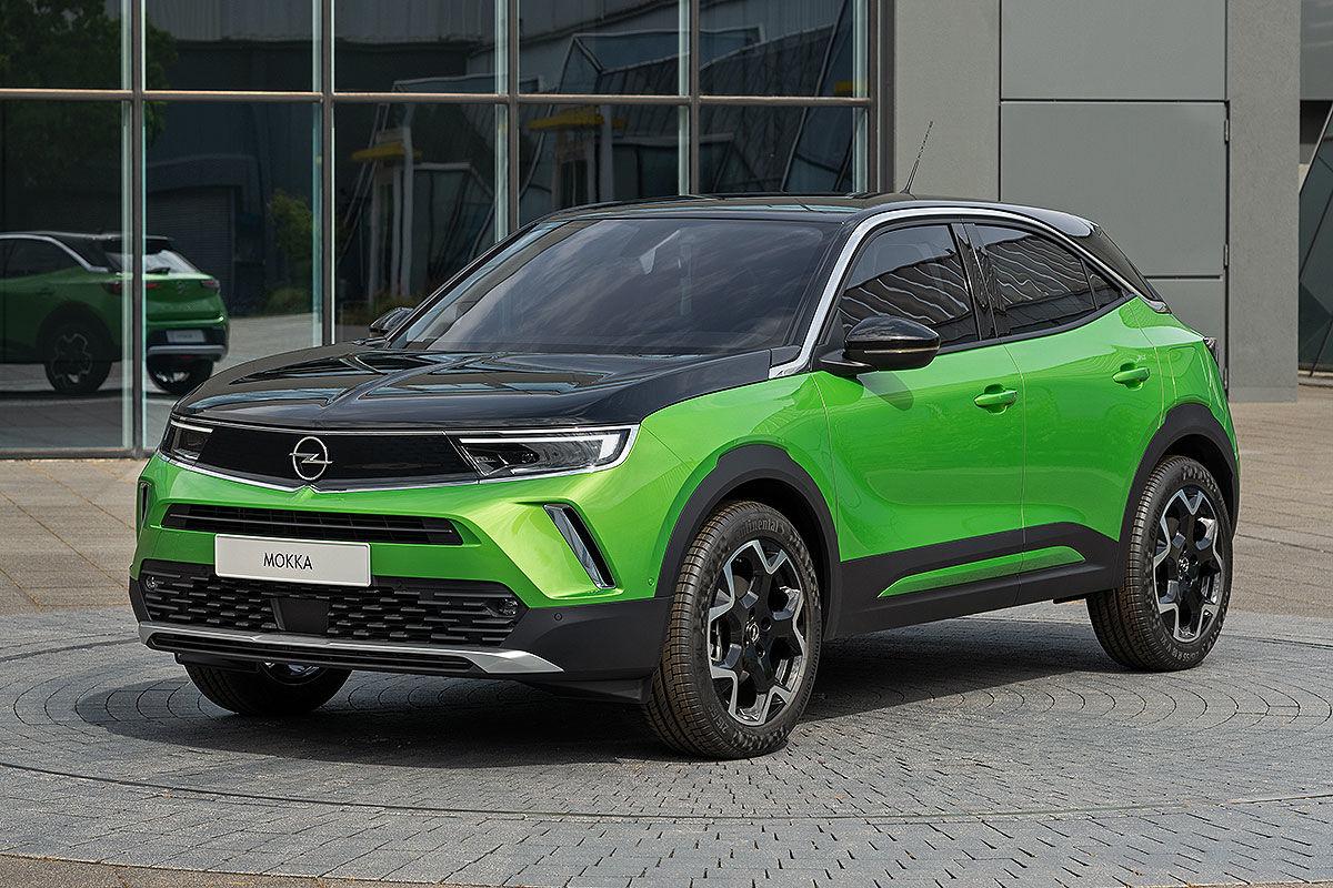 Bildergalerie Opel Mokka