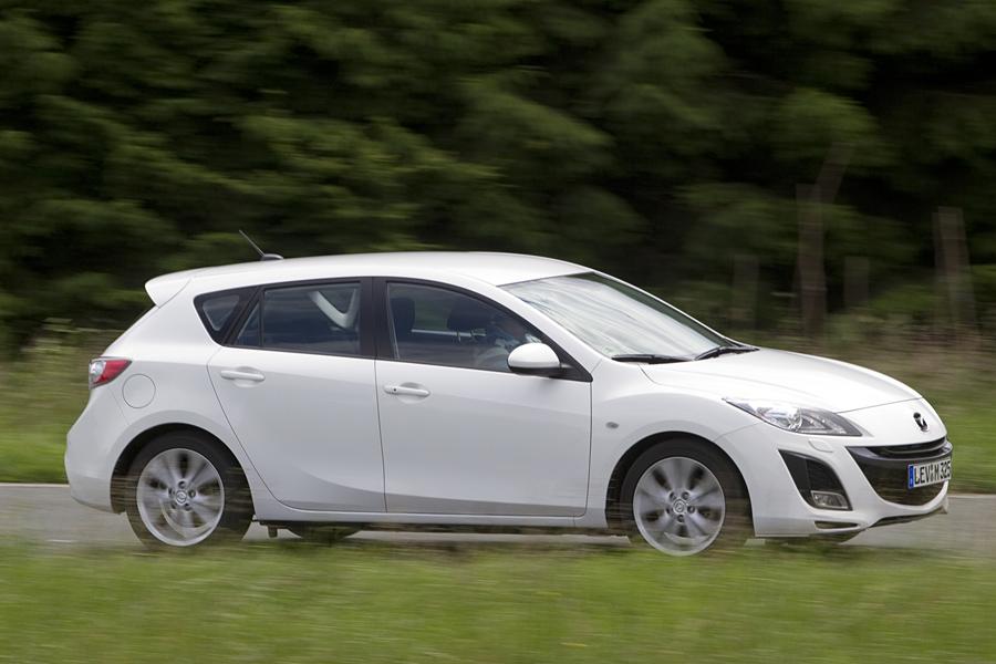 Mazda 3 2.2 MZR-CD