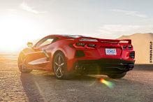 Corvette Z06 soll enorm hoch drehen!