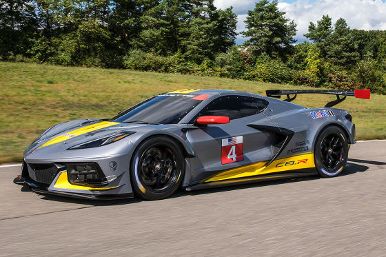 Corvette Z06 soll Hochdrehzahl-V8 bekommen