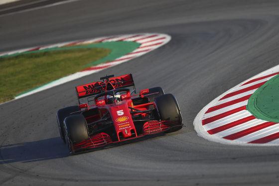 """Ferraris erstes Angebot an Vettel """"ein Witz"""""""