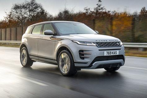 Range Rover Evoque/Land Rover Discovery P300e (2020): Plug-in, Motor, Preis