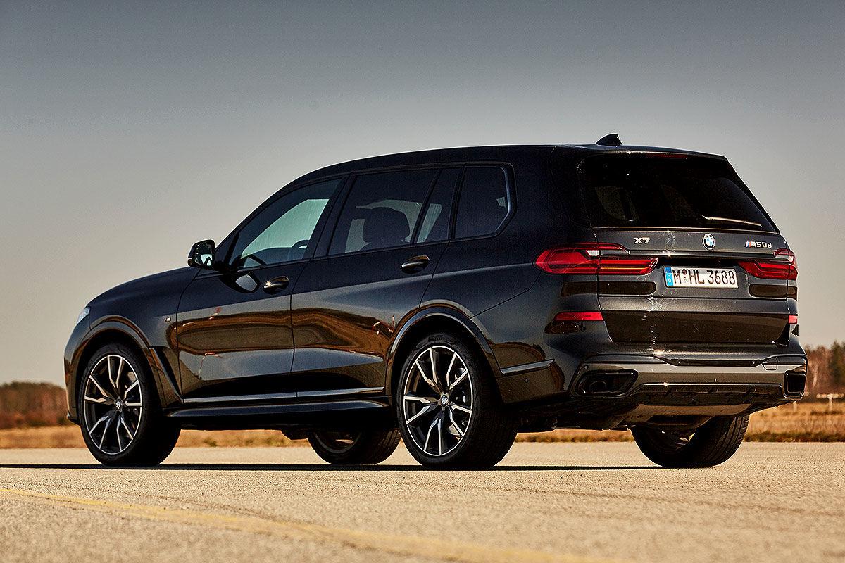 BMW X7 M50d