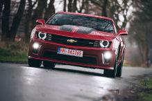 Chevrolet Camaro: Gebrauchtwagen-Test
